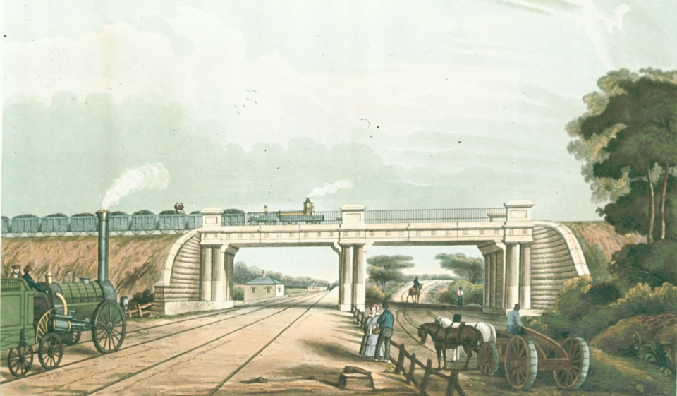 view_of_the_intersection_bridge,_from_bury's_liverpool_and_manchester_railway,_1832_-_edgehill_2