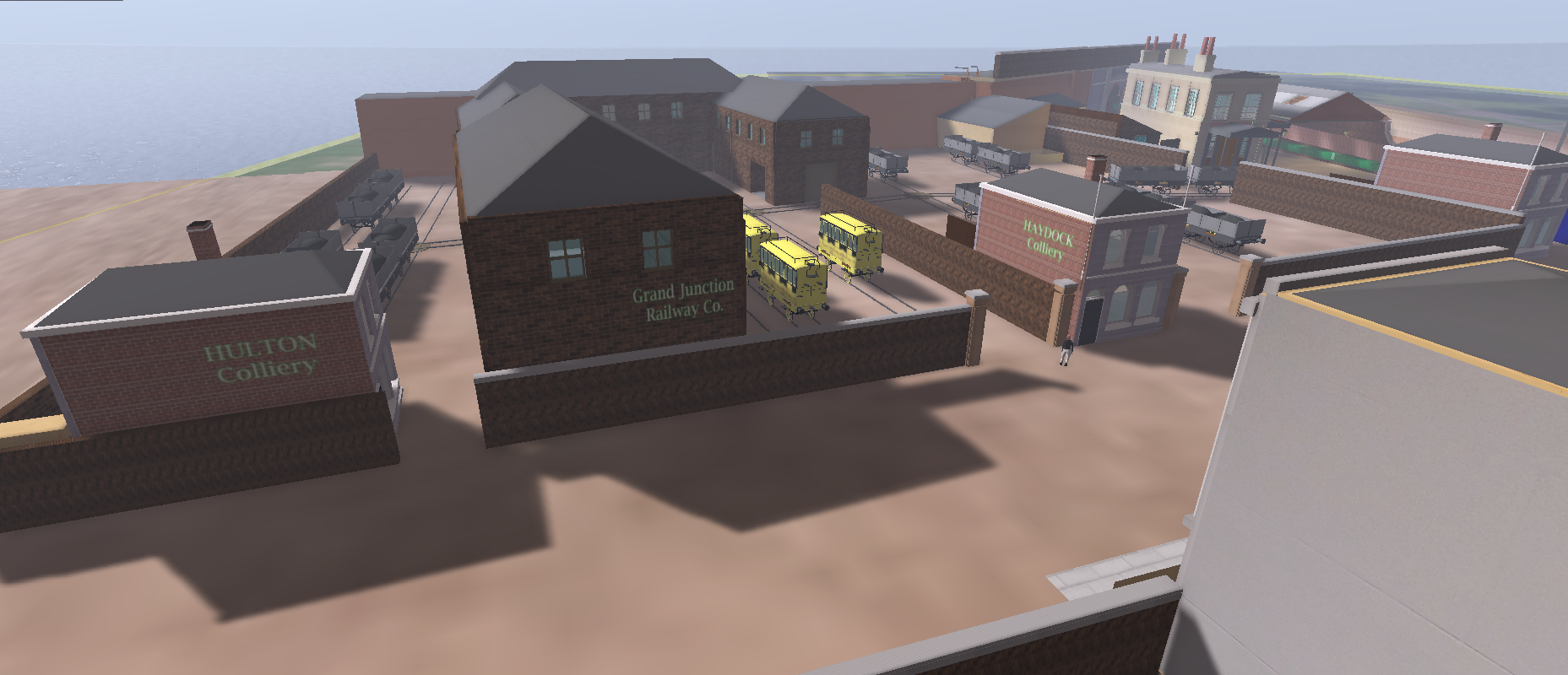 liverpool crown st northern yards opensim v2